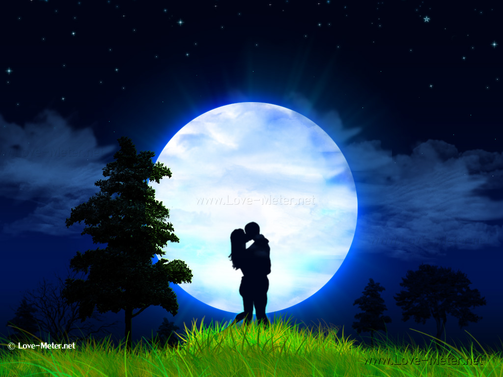 Love Wallpaper For Good Night : Love Wallpapers Hot Picures: Romantic Love Wallpaper