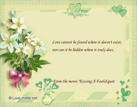 Fool Love Quotes Love Quote